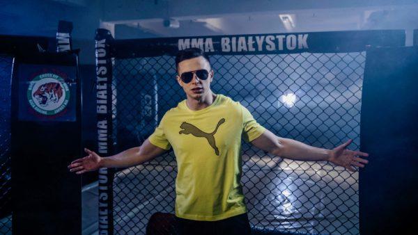 Blaze Sound, Świat Supli Białstok, hip hop Białystok, Rap Białystok, Adam Ostaszewski, vale tudo, mma, Paweł Lisowski