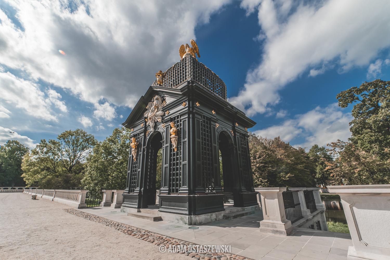 fotografia architektury Białystok, Pałac Branickich Białymstoku, Uniwersytet Medyczny w Białymstoku