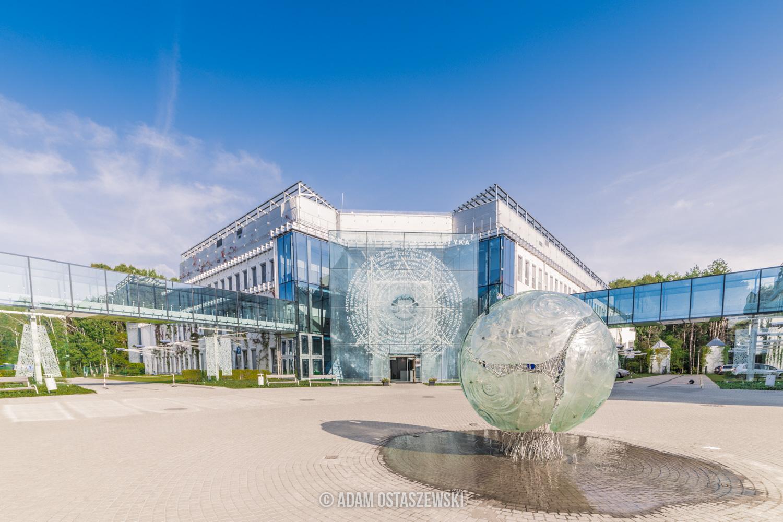fotografia architektury Białystok, uniwersytet w Białymstoku,